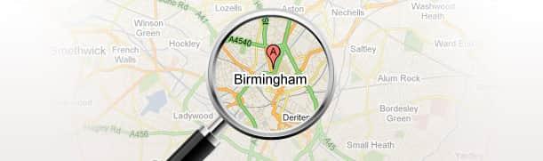 Private Investigator Costs in Birmingham